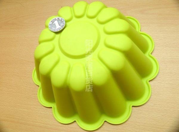 [協貿國際]  9寸DIY花方盤矽膠蛋糕模具