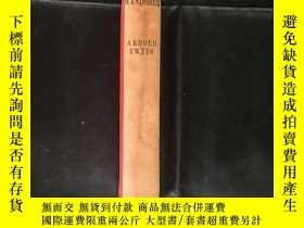 二手書博民逛書店The罕見Axe of WandsbekY186875 Arno