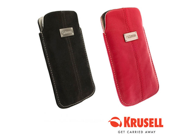 【A Shop】瑞典KRUSELL LUNA MOBILE POUCH L LONG for iPhone SE/ 5S/5C 保護套