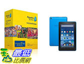 [106美國直購] Learn Russian:Rosetta Stone Russian - Level 1-5 Set with Fire Tablet with Alexa, 7 Display,16 GB,Blue
