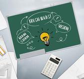 黑板掛式教學家用小白板墻掛式單面磁性黑板記事板辦公白班可擦寫字板幼兒園小黑板