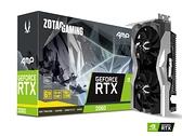 索泰 ZOTAC GAMING GeForce RTX 2060(ZT-T20600H-10M)【刷卡含稅價】