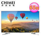 【CHIMEI 奇美】65型 4K HDR 聯網液晶電視+視訊(TL-65R300) 含運不含裝