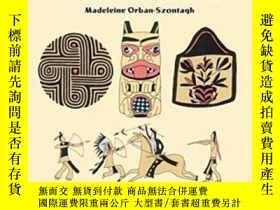 二手書博民逛書店261罕見North American Indian DesignsY256260 Madeleine Orb