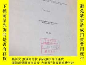 二手書博民逛書店THE罕見USE OF ION IMPLANTATION FOR