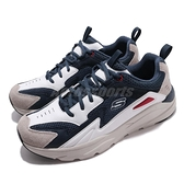 Skechers 休閒鞋 Verrado-Randen 藍 白 運動鞋 【ACS】 210037NVW