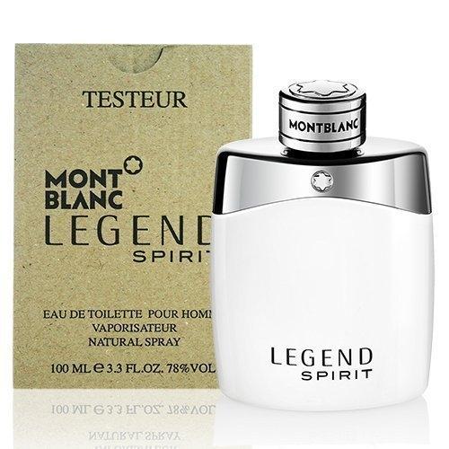 可分期 Montblanc 萬寶龍 傳奇 白朗峰 男仕淡香水 100ML TESTER