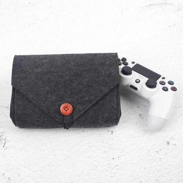 組機包 PS4手柄收納包Switchpro手柄保護包套NS收納包袋配件搖桿包 傾城小鋪