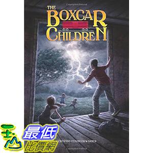 [106美國直購] 2017美國暢銷兒童書 The Boxcar Children (The Boxcar Children, No. 1) (The Boxcar Children Mysteries)