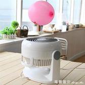 IRIS日本迷你小空氣循環扇渦輪對流靜音床上家用電風扇臺式 瑪麗蓮安igo