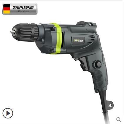 德國電鑽手電鑽220v多功能衝擊鑽電起子手槍鑽電轉電動螺絲刀主圖款 雙十一全館免運