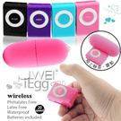 i Egg 時尚MP3造型20段變頻遙控跳蛋