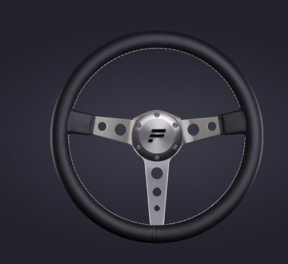 [2美國直購] fanatec 方向盤 Podium Steering Wheel Classic 2