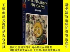 二手書博民逛書店Pilgrim s罕見Progress 班楊 英文原版Y2106
