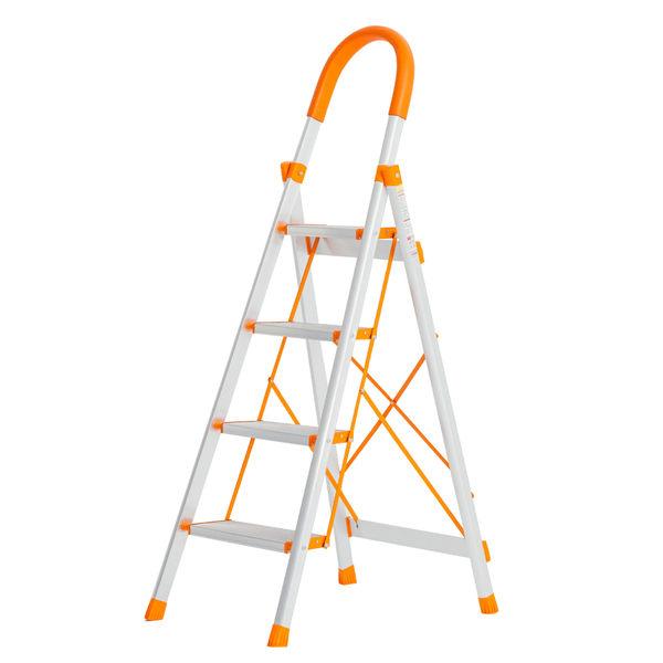 加厚鋁合金家用四層折疊梯