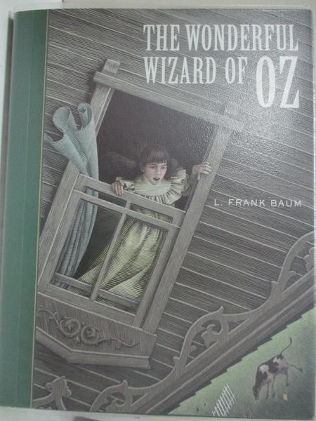 【書寶二手書T1/少年童書_IE6】The Wonderful Wizard Of Oz: Unabridged_McKowen