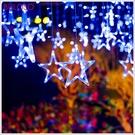 《不囉唆》聖誕-滿天星窗簾燈(可挑色/款)聖誕裝飾/聖誕佈置/掛燈【A433941】