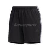 adidas 短褲 MH 1/4 Shorts 女款 黑 白 運動 訓練 【PUMP306】 FT2878