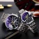 新款手錶男高中生情侶錶潮流電子機械石英男士霸氣防水黑科技男錶 酷男精品館