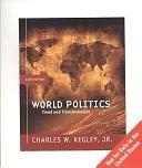 二手書博民逛書店 《World Politics: Trend and Transformation》 R2Y ISBN:0495565458│Cengage Learning EMEA