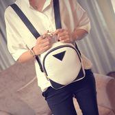 女包 雙肩包 潮流旅行包氣質百搭後背包學生書包印象部落