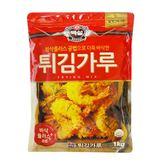 韓國CJ 酥炸粉/炸蝦粉1kg  韓國知名大品牌(訂購4 包起請選宅配)