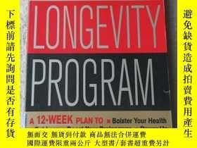二手書博民逛書店The罕見Men s Health Longevity Prog