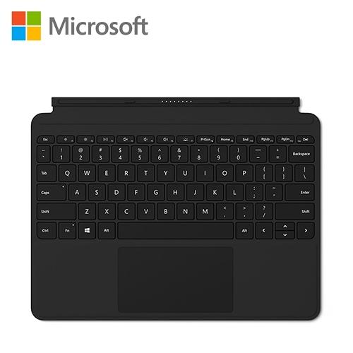 【Microsoft 微軟】Surface Go 實體鍵盤保護蓋(黑色) KCM-00018