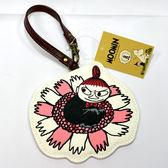 Moomin 嚕嚕米 小不點亞美 行李 識別 吊牌 吊飾 日本正版商品
