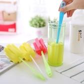 【BlueCat】第二代韓國糖果單色海綿杯刷 奶瓶刷