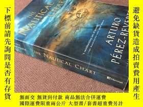 二手書博民逛書店The罕見Nautical Chart   海圖迷蹤 (英語)Y