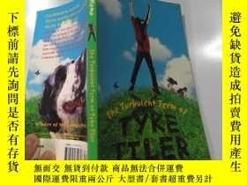 二手書博民逛書店THE罕見TURBULENT TERM OF TYKE TILER泰克·蒂勒的湍流項Y200392