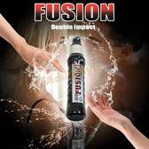 潤滑液 情趣用品 美國FUSION(Double Impact)雙效合一水矽混合潤滑液『包裝私密-年中慶』
