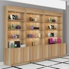 煙櫃美容院母嬰店產品模型展示櫃貨架櫃商用多層飾品多功能陳列櫃ATF 格蘭小舖