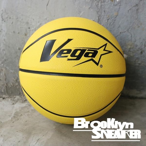 VEGA EVO系列 黃 7 號球 室外 籃球 (布魯克林)  OBR737Y