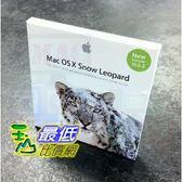 [103 美國直購 USAShop] 電腦 Mac OS X version10.6.3Snow Leopard (Mac computer with an Intel processor required)_mr $1461