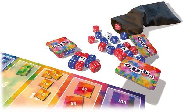 『高雄龐奇桌遊』 立方體 CUBO ★正版桌上遊戲專賣店★