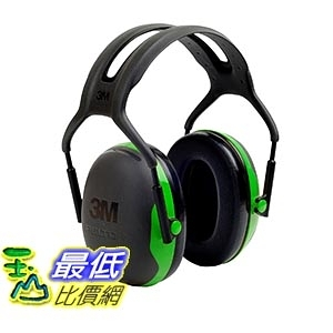 [美國直購] 3M Peltor X-Series Over-the-Head Earmuffs, NRR 22 dB, One Size Fits Most 耳機