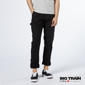 BIG TRAIN   日系街頭車標捲口9分褲-男-BM7251