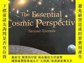 二手書博民逛書店Essential罕見Cosmic Perspective (2