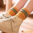 襪子女堆堆襪jk秋冬季長筒襪高腰外穿中筒襪【小獅子】