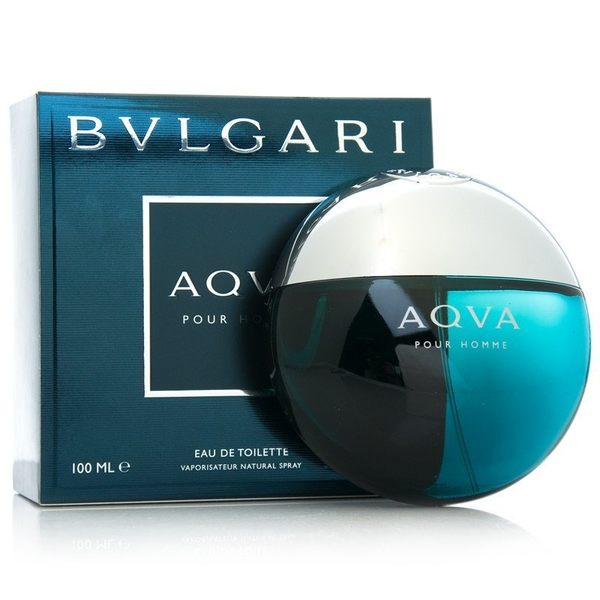 寶格麗 水能量碧藍   噴式 男性試管小樣品香水 2ML