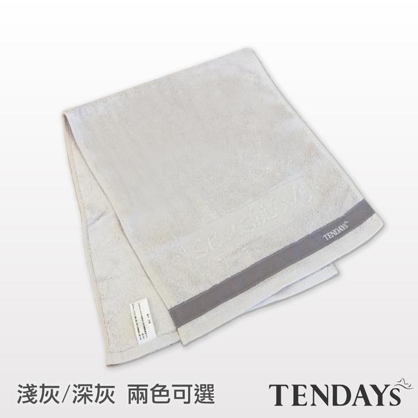 TENDAYs SensItive抗菌枕巾(淺灰/深灰兩色可選)