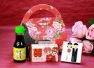 一定要幸福哦~~幸福花嫁喜米禮盒(茶,米,油),囍米,婚禮小物,喜米,結婚,喝茶禮,喜茶