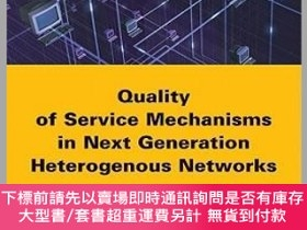 二手書博民逛書店預訂Quality罕見Of Service Mechanisms In Next Generation Heter