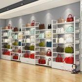 貨架 貨架展示架自由組合化妝品貨鞋櫃多層陳列架產品展示櫃貨架置物架T