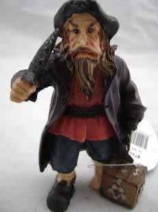 家居裝飾品 海盜人 CH-4042