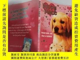 二手書博民逛書店puppy罕見place goldie 小狗廣場戈迪..Y200392