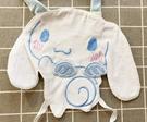 【震撼精品百貨】大耳狗_Cinnamoroll~Sanrio 大耳狗喜拿造型圍兜兜-藍#14392