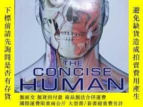 二手書博民逛書店the罕見concise Human body bookY186637 Dorling Dorling Kin